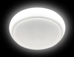 Светодиодный светильник F30 WH 48W D400