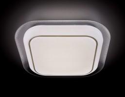 Светильник светодиодный F49 WH 48W S450 ORBITAL Многофункциональный (ПДУ)