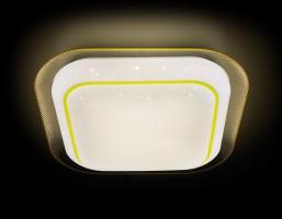 Светильник светодиодный F49 YL 48W S450 ORBITAL Многофункциональный (ПДУ)