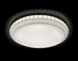 Светильник светодиодный F92 104W D600 ORBITAL Многофункциональный (ПДУ)