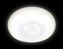Светильник светодиодный F201 WH 48W D370 ORBITAL Многофункциональный (ПДУ)