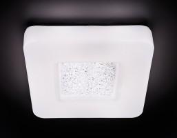 Светильник светодиодный F205 WH 48W S370 ORBITAL Многофункциональный (ПДУ)