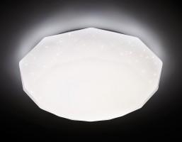 Светильник светодиодный F18 WH 72W D510 ORBITAL Многофункциональный (ПДУ)