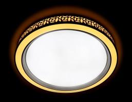 Светильник светодиодный F211 WH 208W D870
