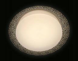 Светильник светодиодный F119 WH 72W D520
