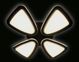 Светильник светодиодный FG1012/4 WH/SL 274W D815 ORBITAL (ПДУ РАДИО 2.4)