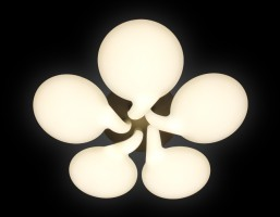 Светильник светодиодный FC24/5WH 180W D760