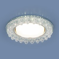 Светильник 3025 GX53 CL прозрачный