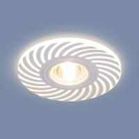 Светильник 2215 MR16  WH белый