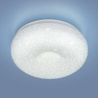 Светильник 9910 LED 8W WH белый