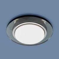 Светильник 1061 GX53 Grey серый