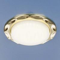Светильник 1064 GX53 GD золото