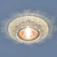 Светильник 7249 MR16 SL серебряный блеск