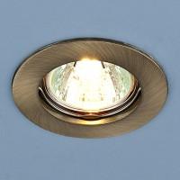 863 MR16 SB бронза Точечный свет