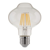 Лампа LED - FDL 10W 4200K E27L80 прозрачный