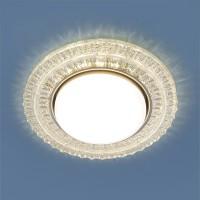 Светильник 3028 GX53 CL прозрачный