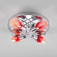 Потолочный светильник 30151/4 красный