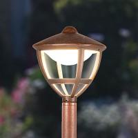 Gala F брауни уличный светодиодный светильник на столбе IP44 GL LED 3001F