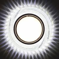 Встраиваемый точечный светильник с LED подсветкой GX5320 GLAMUR , 4200К