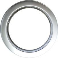 Встраиваемый точечный светильник OPTIMA GX 53, серебро жемчужное