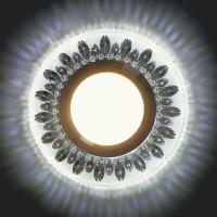 Встраиваемый точечный светильник с LED подсветкой GLAMUR MR1610, 4200К