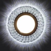 Встраиваемый точечный светильник с LED подсветкой GLAMUR MR1650, 4200К