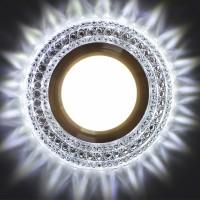 Встраиваемый точечный светильник с LED подсветкой GLAMUR MR1660, 4200К