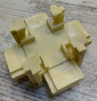 6838 Flexy - Крестовина (F6838-4-90)