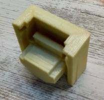 6838 Flexy - Заглушка под гарпун (F6838-1-Z2)