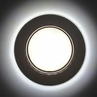 Встраиваемый точечный светильник GX53003 GLAMUR , 4200К, (зеркало)