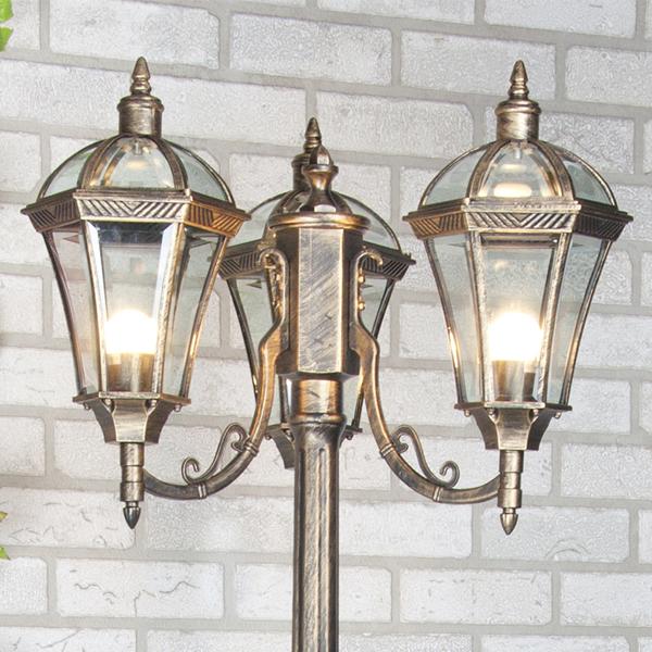 Классические уличные светильники