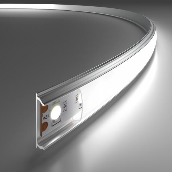 Профиля для светодиодной ленты